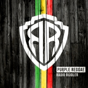 PURPLE REGGAE ALBUM ARTWORK
