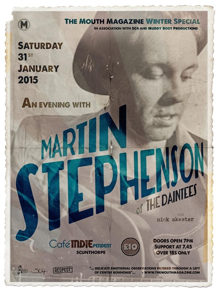 002 MARTIN STEPHENSON 310115